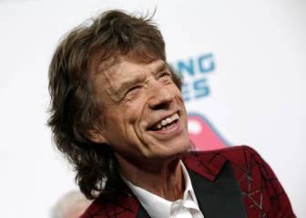 Mick Jagger, padre a los 73 años por octava vez