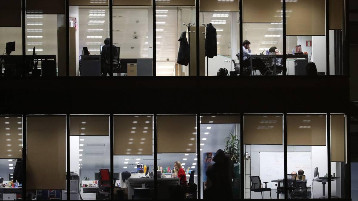 As quieren los trabajadores que sea su jornada laboral for Horario oficina randstad
