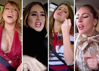 El Carpool Karaoke se llena de artistas por Navidad