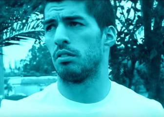Luis Suárez se une al videoclip de Marama para dar unos toques