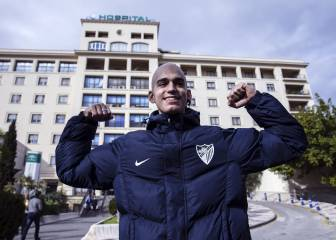 Pablo Ráez recibe el alta pero aún tiene un 4% de leucemia