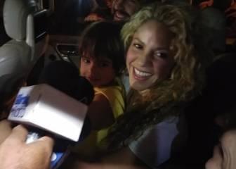 Shakira y Piqué pasarán la Nochevieja en Barranquilla