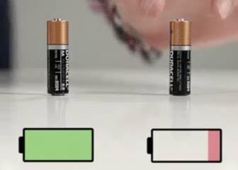 El método definitivo para saber si las pilas están cargadas