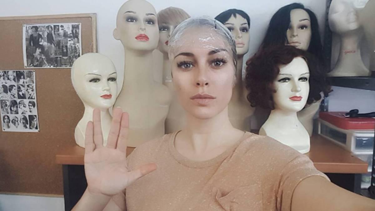 Blanca Suárez Enigmática En Su Primera Imagen Para Las Chicas Del