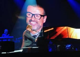 El emotivo tributo de Elton John a George Michael