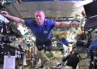 El mejor Mannequin Challenge del año llega desde el espacio