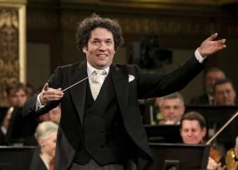 Gustavo Dudamel triunfa en el concierto de Año Nuevo en Viena
