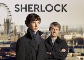 Sherlock estrena hoy nueva temporada en Netflix