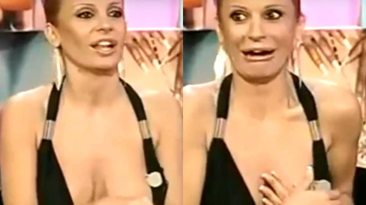 Sonia Monroy en el programa Condiciò Femenina.