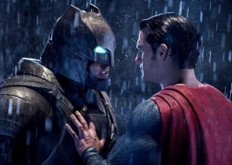 Batman V Superman, la favorita en los premios Razzies