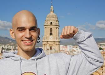 Pablo Ráez anuncia que sufre un rechazo de médula