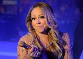 Mariah Carey se retira temporalmente tras su actuación en Nochevieja