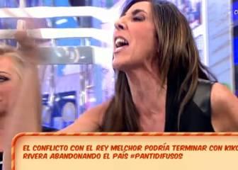 Paz Padilla explota en directo defendiendo el acento andaluz