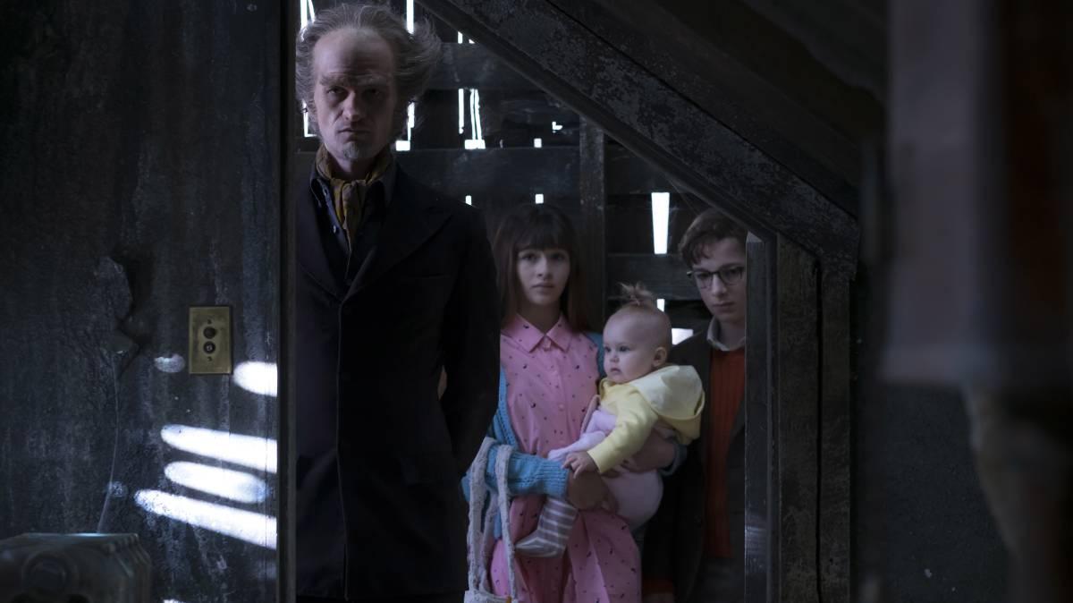 Neil Patrick Harris protagoniza Una serie de catastróficas desdichas en Netflix