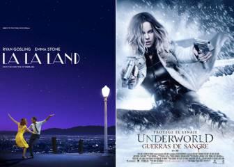 'La La Land', 'Underworld' y otros estrenos de cartelera