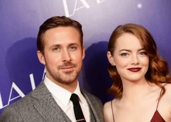 Emma Stone y Ryan Gosling barren en España con La La Land