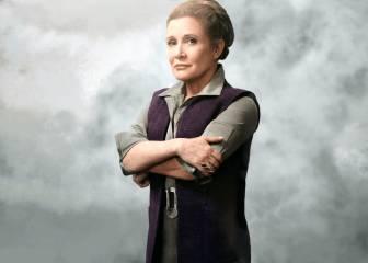 Disney no 'resucitará' a la Princesa Leia en Star Wars