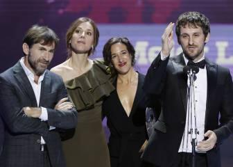 Premios Forqué: 'Tarde para la ira' de Raúl Arévalo triunfa