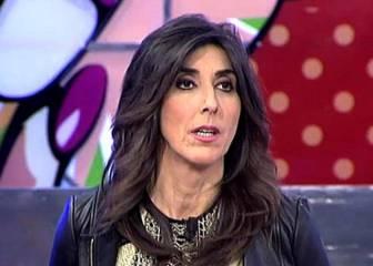 Paz Padilla, estupefacta por la persecución de sus compañeros