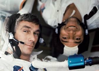 Muere Gene Cernan, el último hombre en pisar la Luna