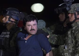 'El Chapo' Gúzman dice que un oficial de la cárcel le acosa sexualmente