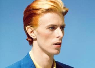 ¿Qué hacía David Bowie a tu edad? Una web te lo cuenta