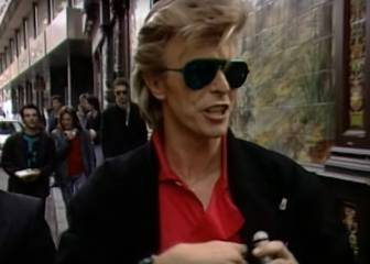 El día que David Bowie paseó por Madrid buscando cerveza