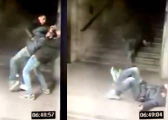 Así ha sido el nuevo caso de robo por 'mataleón' en Madrid