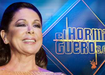 Isabel Pantoja irá como invitada a El Hormiguero