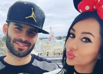 Jesé Rodríguez borra todas las fotos de su novia Aurah Ruíz