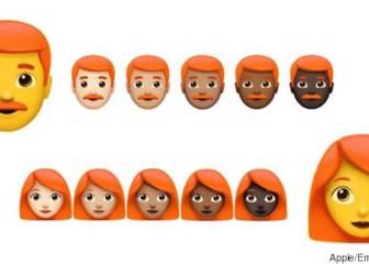 Los pelirrojos podrán tener su propio emoji