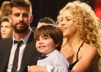 Piqué y Shakira cancelan el cumpleaños de Milan por su salud