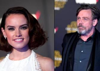 Star Wars: Daisy Ridley y Mark Hamill opinan del título