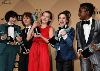 Stranger Things: El radical cambio de look de Once