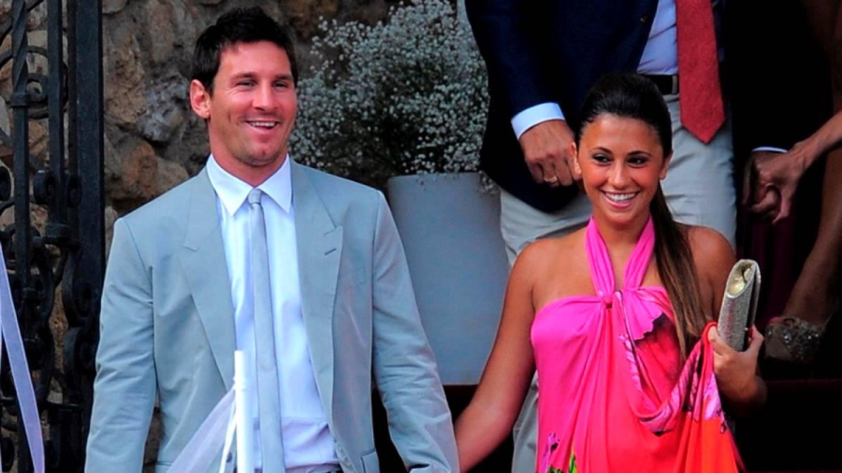 Matrimonio De Messi : Messi tendrá boda doble en argentina y barcelona
