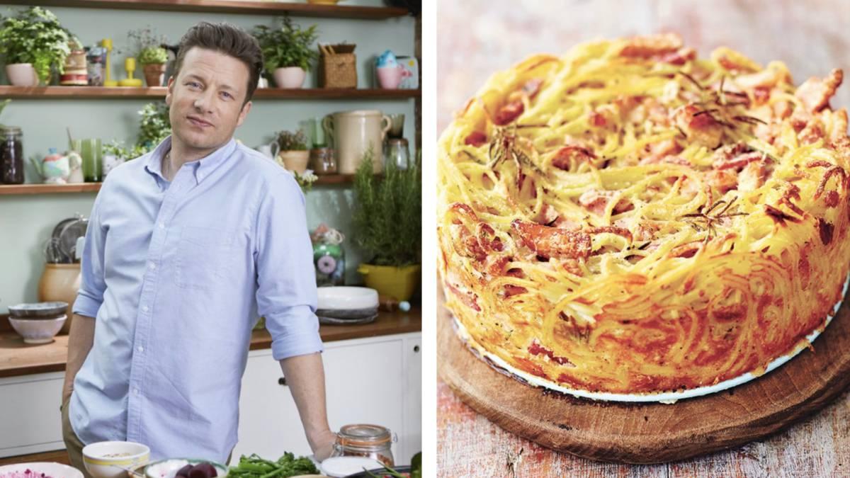 Jamie oliver la vuelve a liar con unos espaguetis carbonara as jamie oliver la vuelve a liar con unos espaguetis carbonara forumfinder Choice Image
