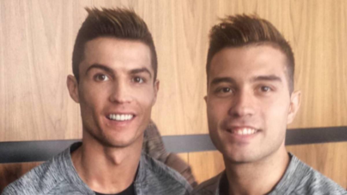 Asi Es Ser El Doble De Cristiano Ronaldo As Com