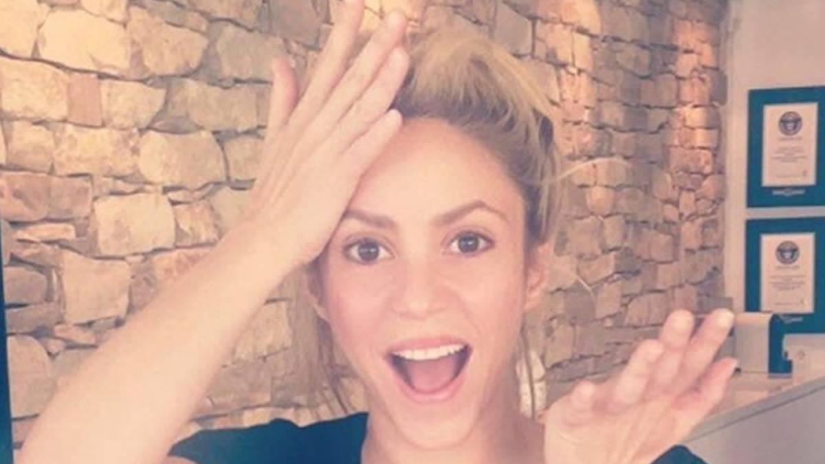 La bachata de Shakira que hace creer que está embarazada - AS.com