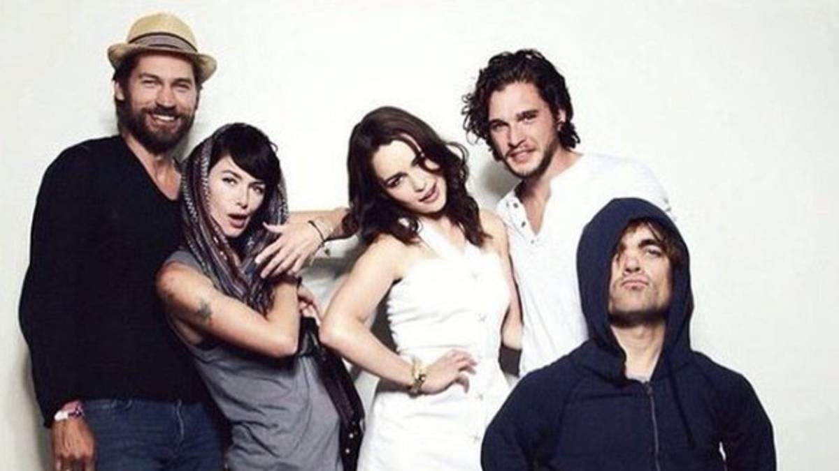 Cinco actores ganan US$ 2 millones por episodio de Juego de Tronos