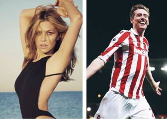 Abbey Clancy, la espectacular mujer de Peter Crouch
