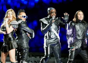 Black Eyed Peas actuarán en la final de la Champions League