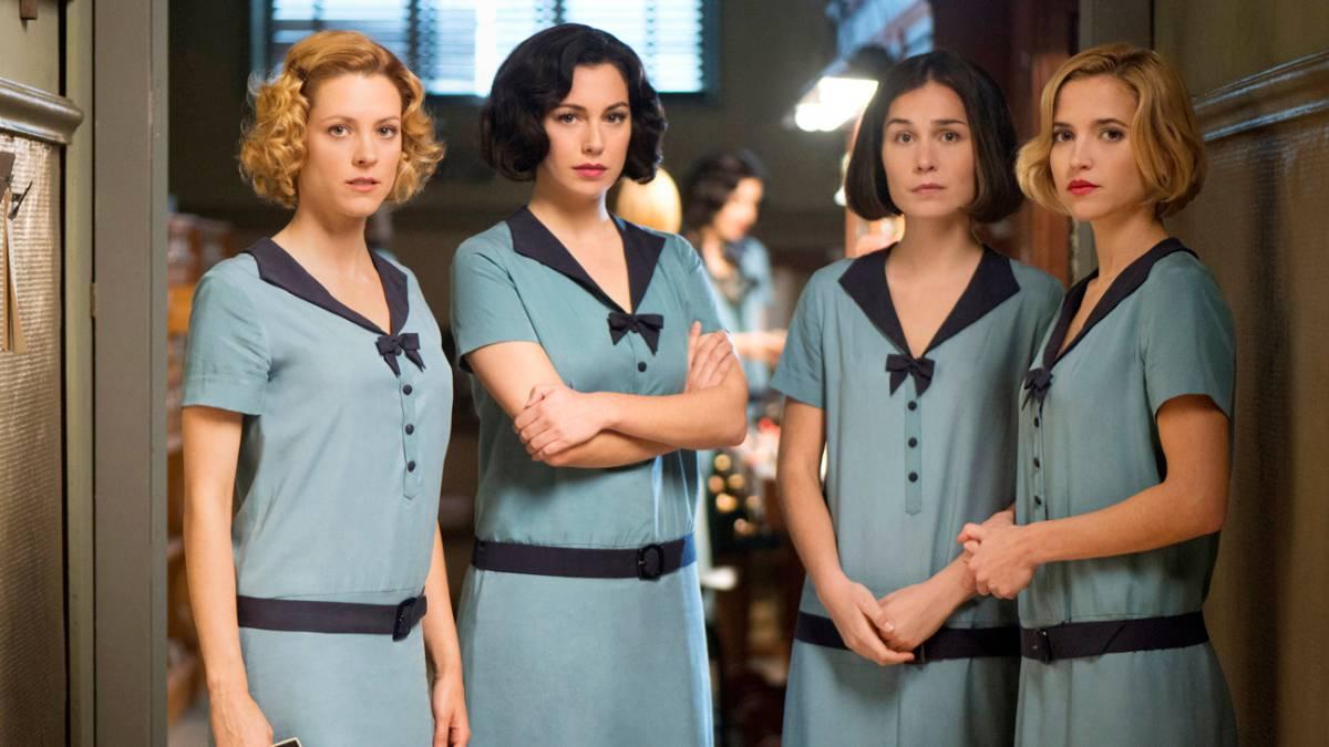 Las Chicas Del Cable Tendrán Temporada 3 En Netflix Ascom