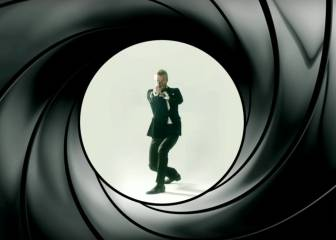 David Beckham presenta su candidatura a James Bond