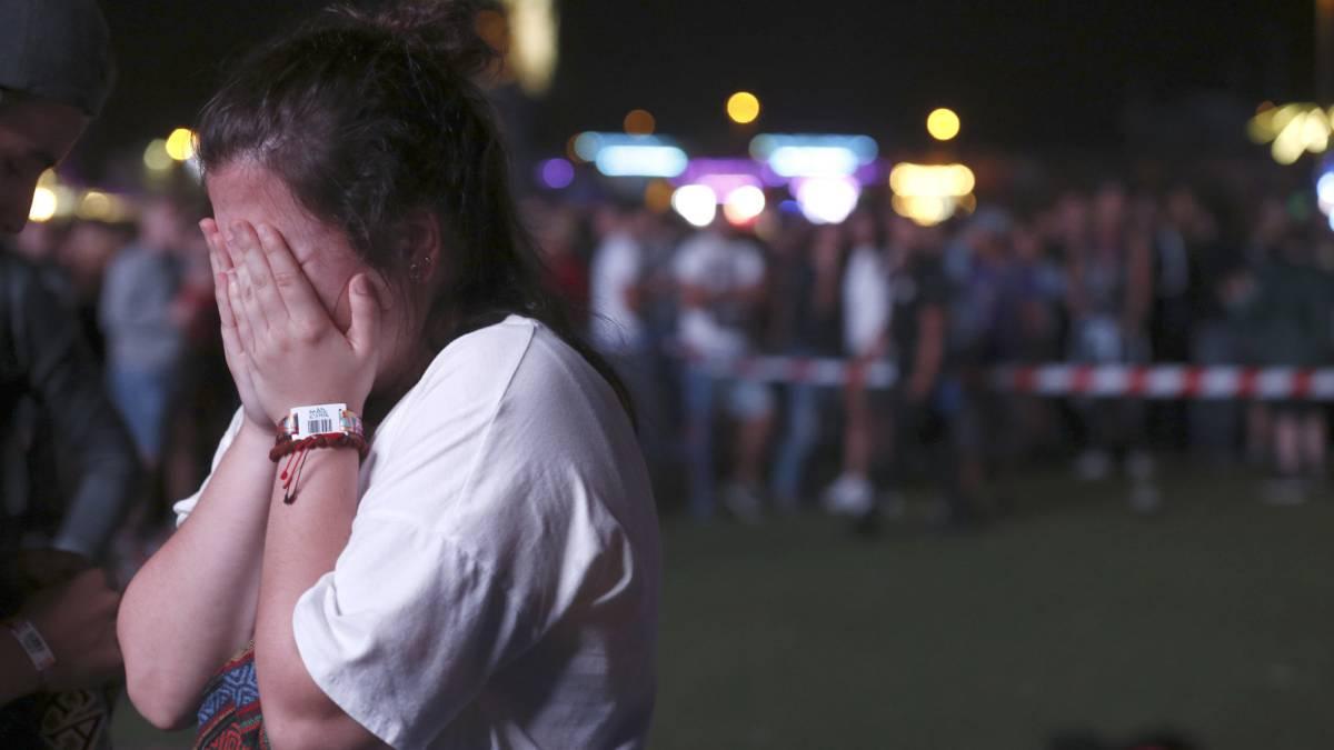 Madrid: muere acróbata tras caer al vacío en un festival
