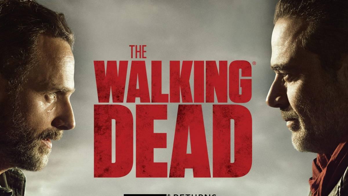The Walking Dead pone fecha al estreno de su temporada 8 - AS.com