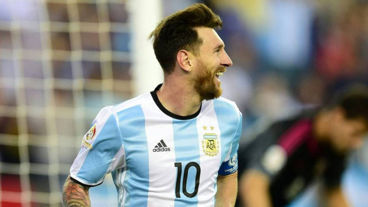 El reencuentro de Lionel Messi con sus hijos