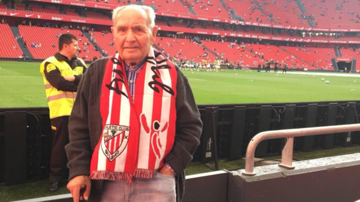 El Athletic ayudará a una nieta a cumplir el sueño de su abuelo - AS.com