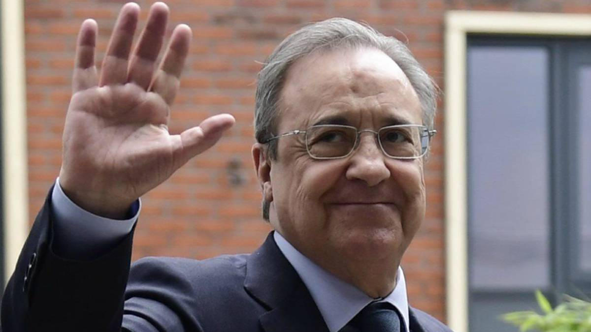 Image result for florentino perez