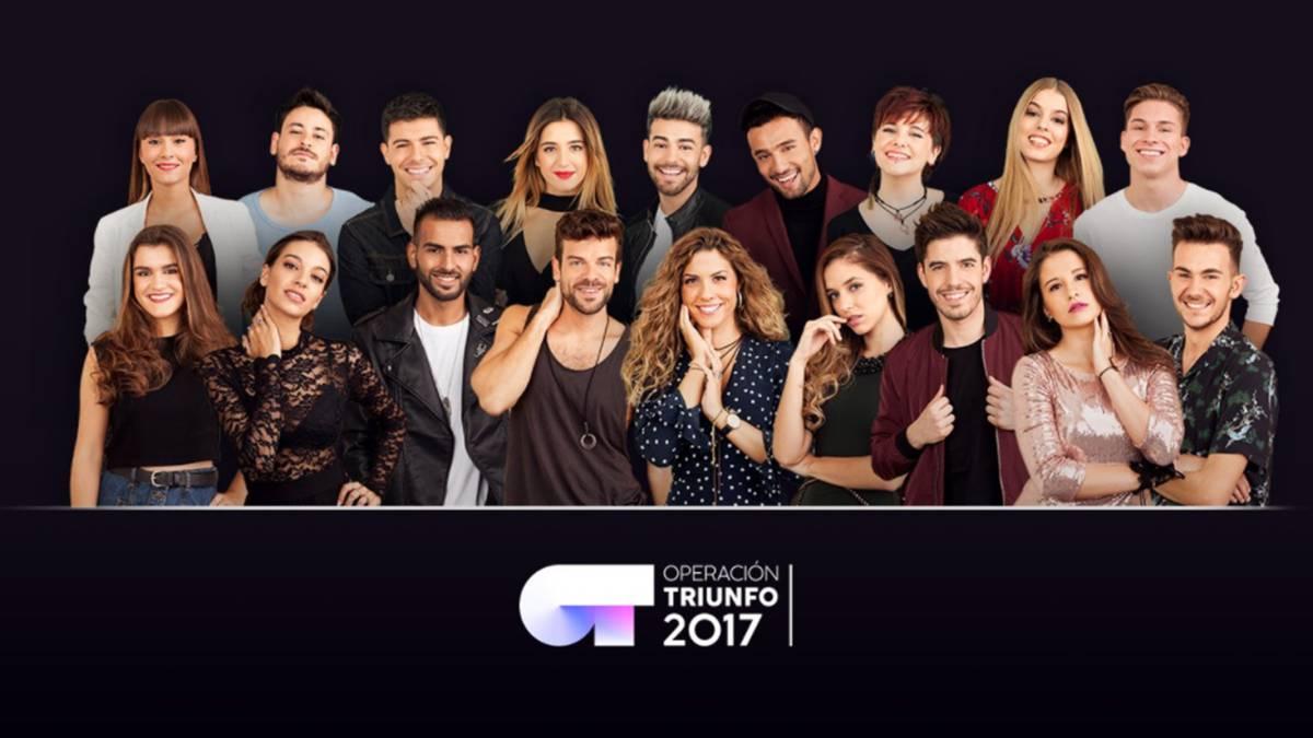 Talent Show >> 'Operación Triunfo 2017' (II) 1508779828_895389_1508779922_noticia_normal