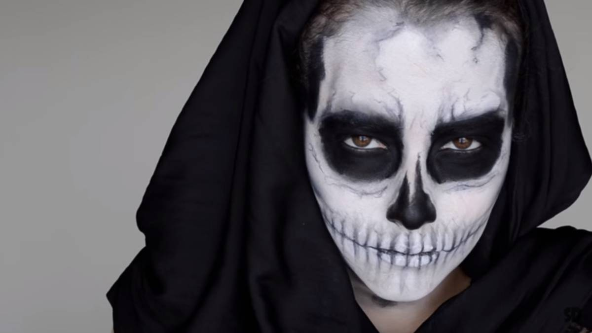 Maquillaje Halloween Cmo clavar 7 personajes muy populares AScom
